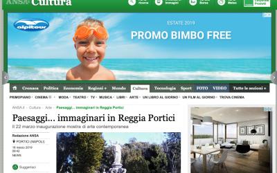 Paesaggi… immaginari in Reggia Portici